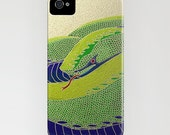 iPhone Case - Year of the Snake  Cell Phone Cover - Designer iPhone Samsung Case