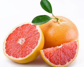 100% GRAPEFRUIT ESSENTIAL OIL - 1/2 oz (15ml) or 1 oz (30 ml) Great for Aromatherapy - Sauna & Steam Room Use - Laundry / Cleaning Additive