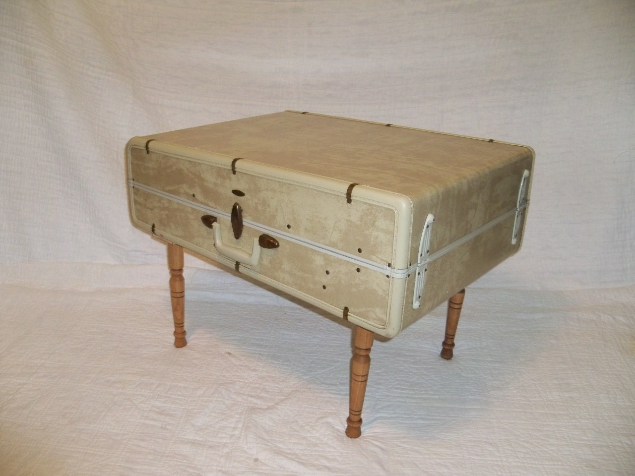 Vintage Suitcase Coffee Table Vintage Lovers By Mrsrekamepip