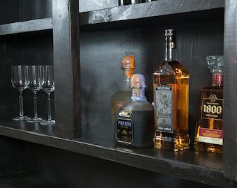 """34"""" Bar / liquor bar / bar cabinet /"""
