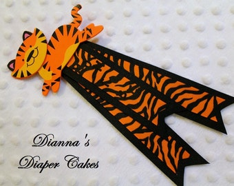 Decorative Outlet Socket Covers Jungle Zoo by Diannasdiapercakes