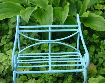Fairy Garden Accessories, Miniature Garden Bench