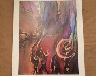 Tree Dew Print