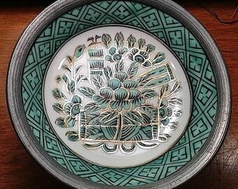 Vintage Japanese Porcelain Ware decorated in Hong Kong
