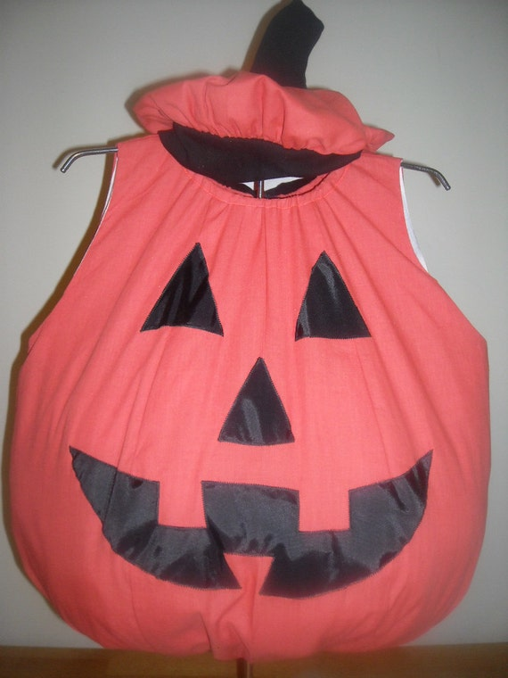 Pumpkin COSTUME Choose size 1 to 8