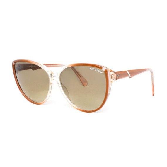 Butterfly Brown Vintage Sunglasses - BC Corinto
