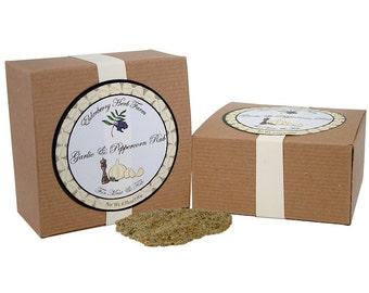 Garlic & Peppercorn Rub Box