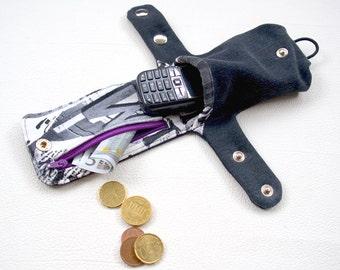 Wrist Wallet Zipper Change sewing pattern