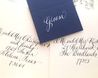 """Calligraphy---""""Anna"""" Style"""