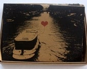 Amsterdam Lover's note card assorted boxed set of 8