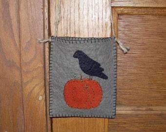 Autumn Door Pocket