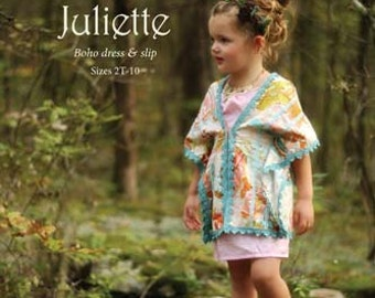 Juliette Dress Pattern by Violette Field Threads