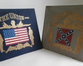 The Union and The Confederacy Albums Columbia Records 1958