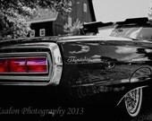 1966 Ford Thunderbird photograph print