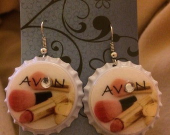 Avon make up earrings