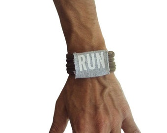 Running Bracelet, Sweat away Bracelet, sport bracelet