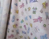 3 1/2 yards...SALE End of BOLT decorator fabric, waverly fabric, girls dress up