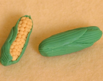 1 corn with husk doll food for American Girl dolls