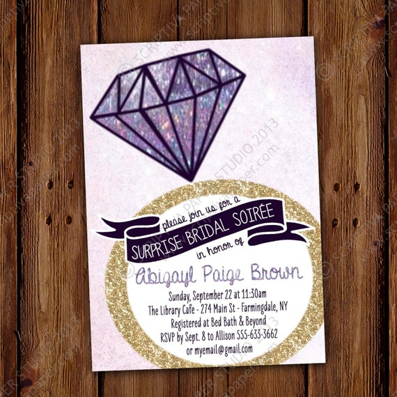 Items Similar To Bling Ring Bridal Shower Invitation. Brilliant Cut Diamond Engagement Rings. Staff Rings. Celebrity Rose Cut Diamond Wedding Rings. Blue Wedding Rings
