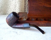 Vintage Pipe House of Robertson RARE Man's Pipe Smoking Accessory Collectable Pipe 1950s