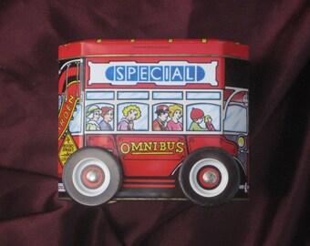 Vintage London Special Omnibus Tin