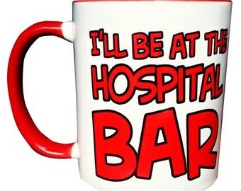 Hospital Bar Mug