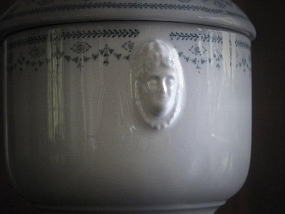 Vintage Cream Pot // Hotel Ware // The Isle of Wight