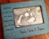 godfather picture frame personalized gift for godparent 4x6