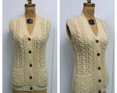 1970s Donn Kenny Sweater Vest 70s