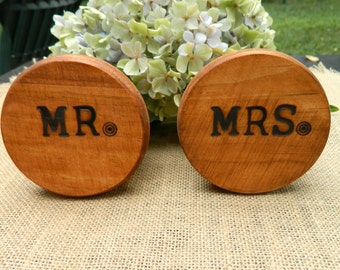 wedding ring boxes Ring Bearer Wedding set 2 boxes Wedding Ring Box MR and MRS bride and groom