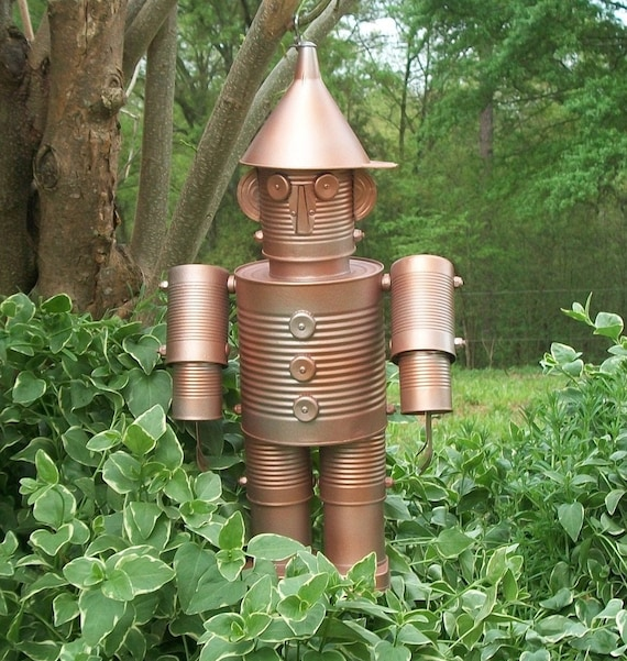 Wizard of Oz Rusty Tin Man
