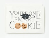 Smart Cookie Card Card 1pc