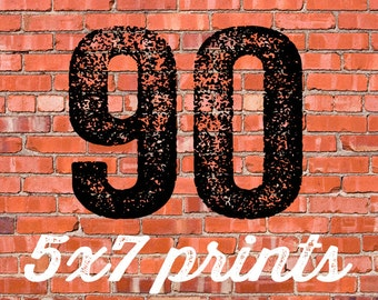 90 PRINTED INVITATIONS and white envelopes FREE shipping