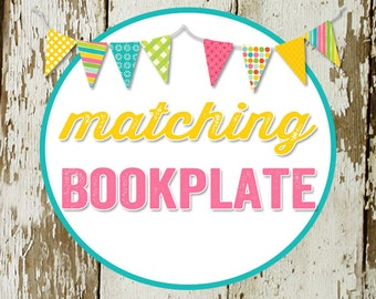 bookplate templates for word - printable baby shower bookplate etsy