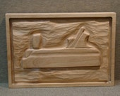Wood Relief Carving, Smoothing Plane: Tools of the Trade