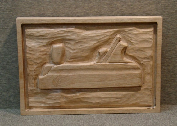 Wood relief carving smoothing plane tools of the trade