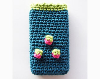 Crochet Iphone Cover Pattern - Instant Download