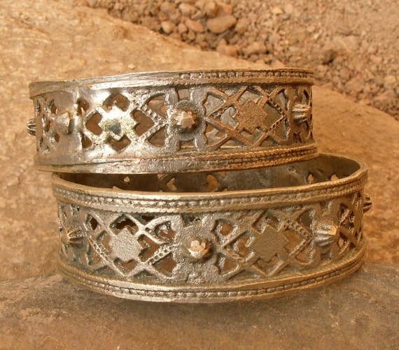 North African Berber Bracelet, South Algeria