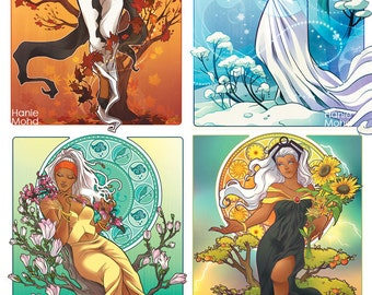 Storm for All Seasons A4 Prints