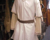 Teen / Men's Small-Medium Medieval Tunic Set