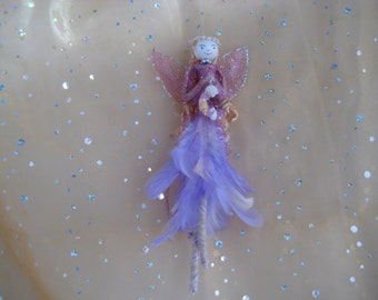 Feather Fairy Purple