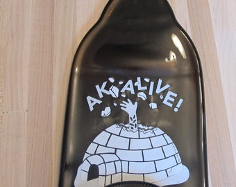 Recycled Beer Bottle from Ak Alive