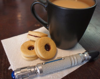 The Doctor's Jammie Dodgers