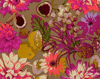 Martha Negley Fruit and Floral Classics in Plum
