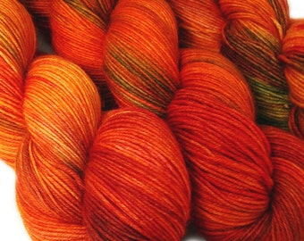 DESTINATIONS sock yarn VANCOUVER hand dyed sw merino wool nylon