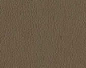 Quality Leather Look Upholstery Fabric -Faux Leather for upholstery- Home and Automobile-Color: Mocha  -Simulated Leather-Contract Rated