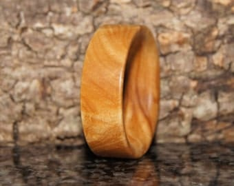 Size 12 1/4 - Olive Wood Ring