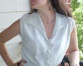 Sale 1960s 60s Helen Bond designer silver Metallic Cocktail party dress M L by KitKatCabaret on Etsy