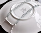 """SMALL Wire Hanger for China Saucer Plates 9-13cms   3.5"""" - 5 inches"""