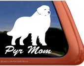 """Great Pyrenees Mom 